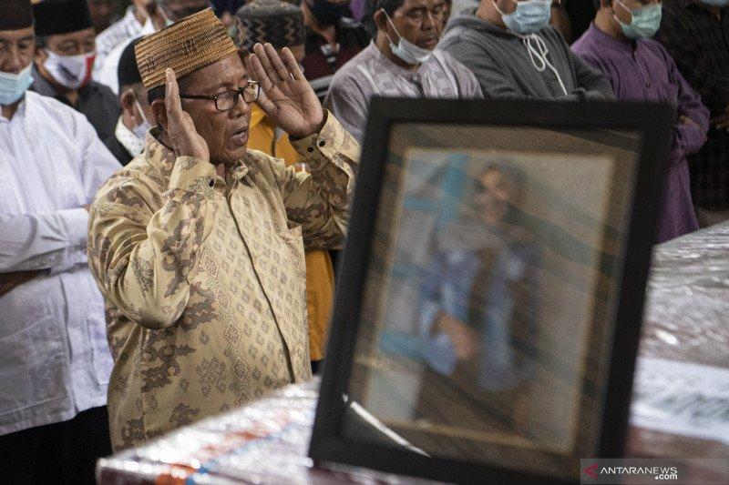 Tim DVI RS Polri identifikasi lima jenazah korban pesawat Sriwijaya Air