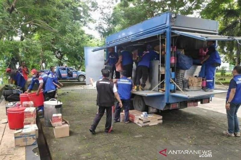 Pemprov Sulteng siapkan makanan bagi 1.200 korban gempa Sulawesi Barat