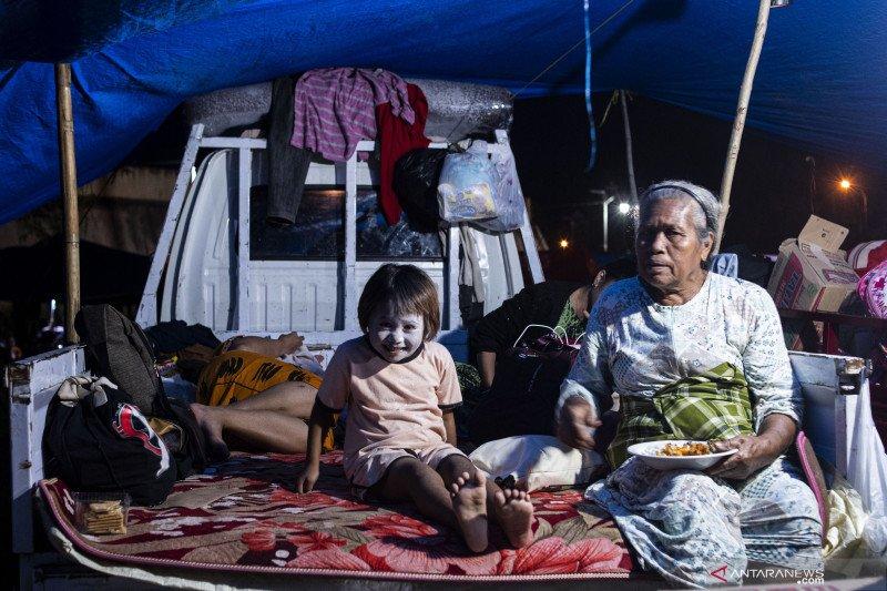 Kasatgas: Pastikan pengungsi gempa Sulbar tak terpapar COVID-19