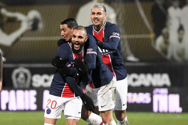 Layvin Kurzawa antar PSG ke puncak usai kalahkan Angers 1-0