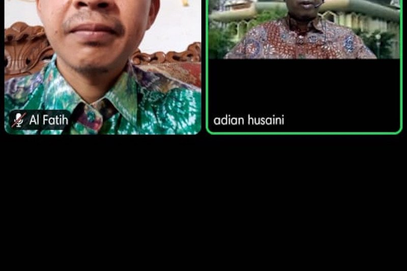 Adian Husaini jadi pembicara webinar Pemuda Dewan Dakwah