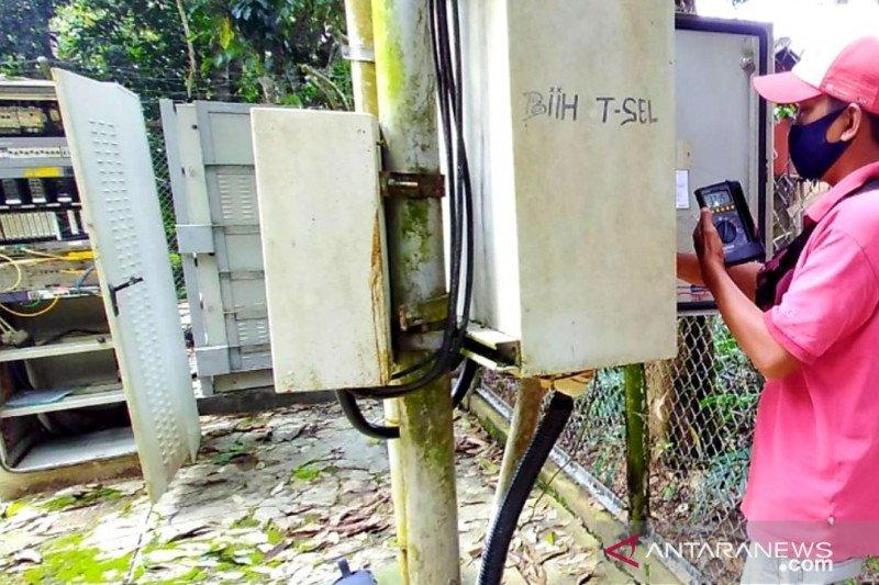 Telkomsel layani pelanggan di Kalsel dengan 4.800 BTS
