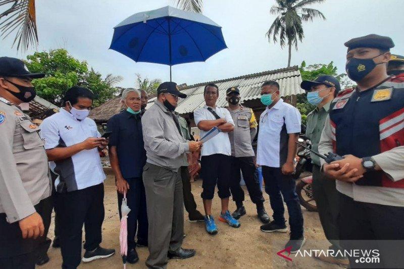 Pengadilan Negeri Praya mengeksekusi lima lahan enclave Mandalika