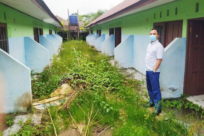Komisi I sayangkan aset Kotim di Palangka Raya tidak terawat