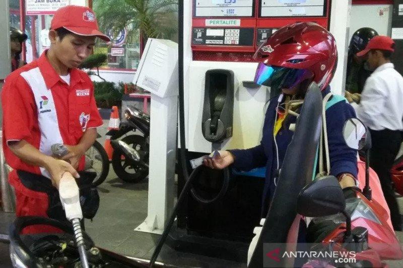 Pertamina memastikan stok BBM dan elpiji aman selama PTKM di DIY