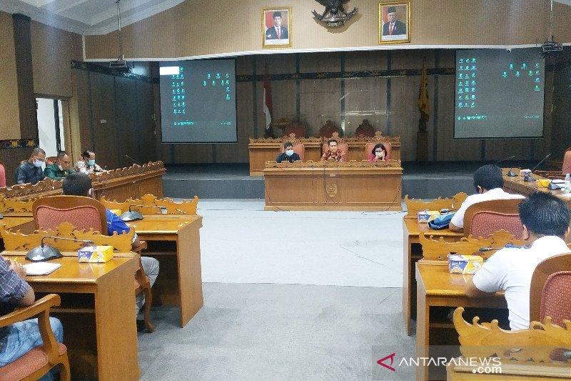 DPRD Kotim rekomendasikan perbaikan jalan dalam kota dipercepat