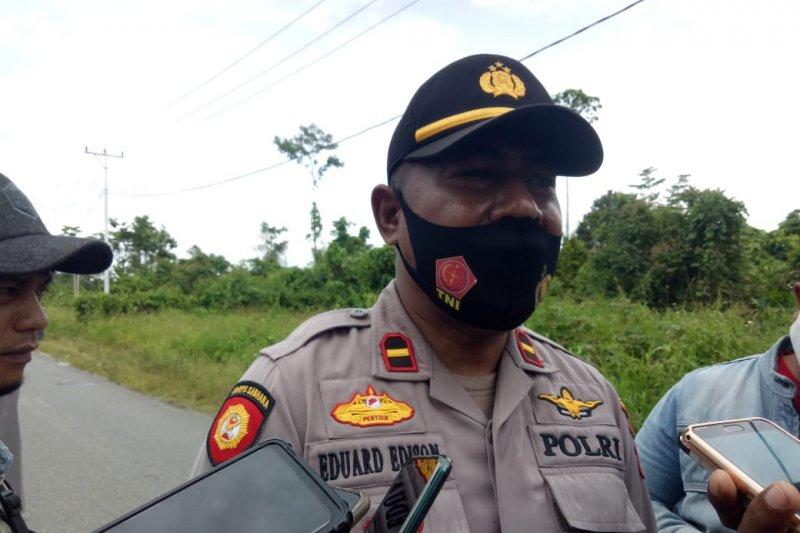 Empat Pos TNI-Polri telah dibangun di Banti Tembagapura
