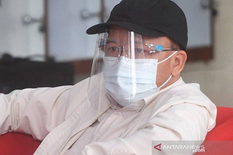 KPK konfirmasi Gubernur Bengkulu  Rohidin rekomendasi usaha lobster PT DPP