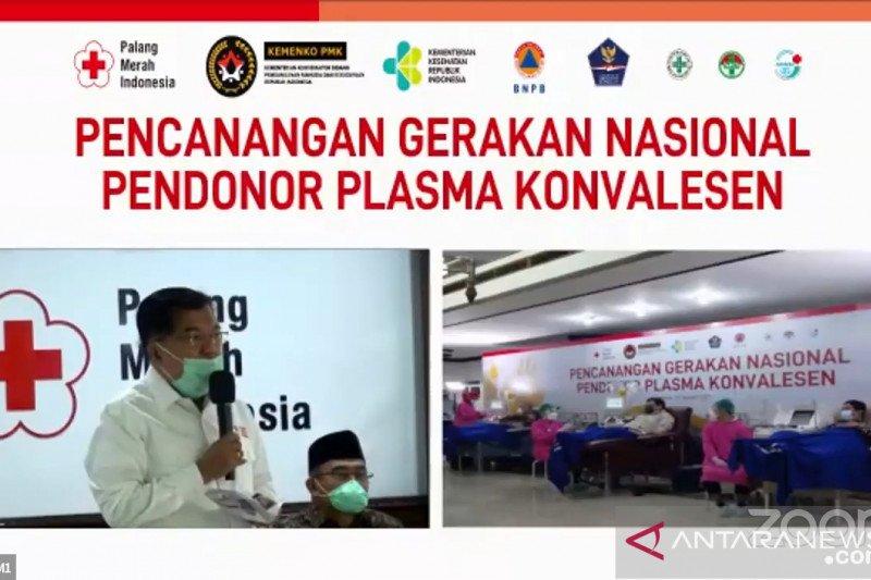 Jusuf Kalla sebut bencana yang terjadi ujian bagi Indonesia