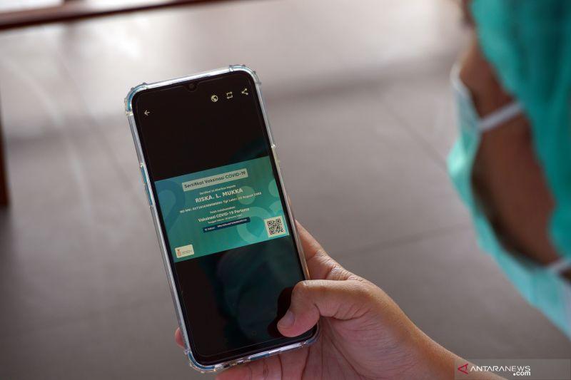 Kominfo tanggapi sertifikat vaksin Presiden Joko Widodo diduga bocor