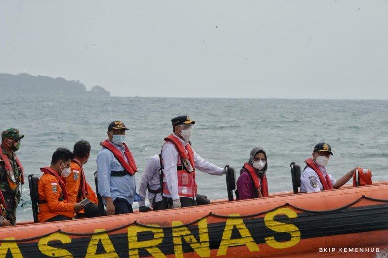 KNKT membeberkan kronologi penemuan CVR Sriwijaya Air SJ-182
