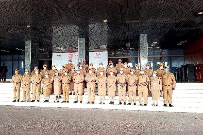 Pejabat Sekda Papua ingatkan OPD segera susun LAKIP