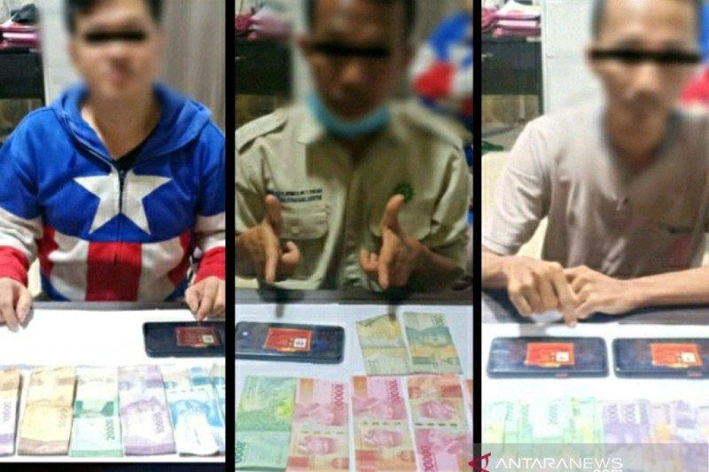 Bandar judi chip higgs domino di Selatpanjang ditangkap polisi
