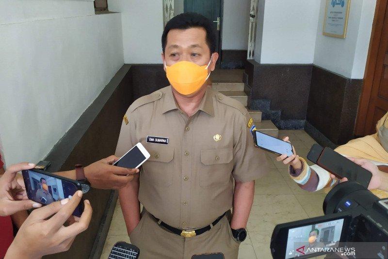 Tingkat keterisian ruang isolasi Kota Bandung capai 89 persen