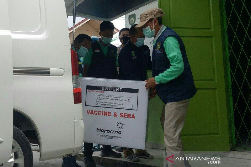 Sumsel kembali terima 29.840 dosis  vaksin Sinovac