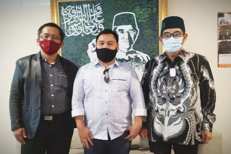 Mantan Ketua MK dan ahli hukum Jokowi-Ma'ruf dampingi gugatan Cabup Kotim