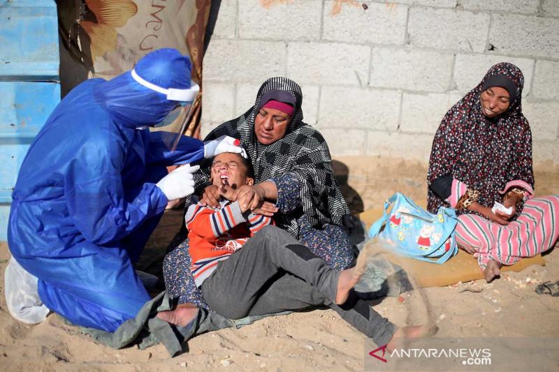 Israel kirimkan pasokan vaksin COVID ke Palestina