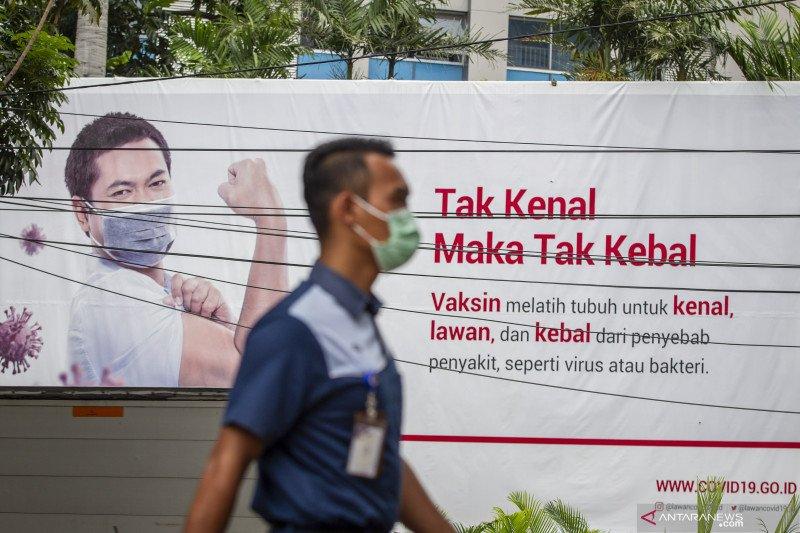 Selasa Pasien Sembuh Covid 19 Jakarta Bertambah 4 313 Orang Antara News