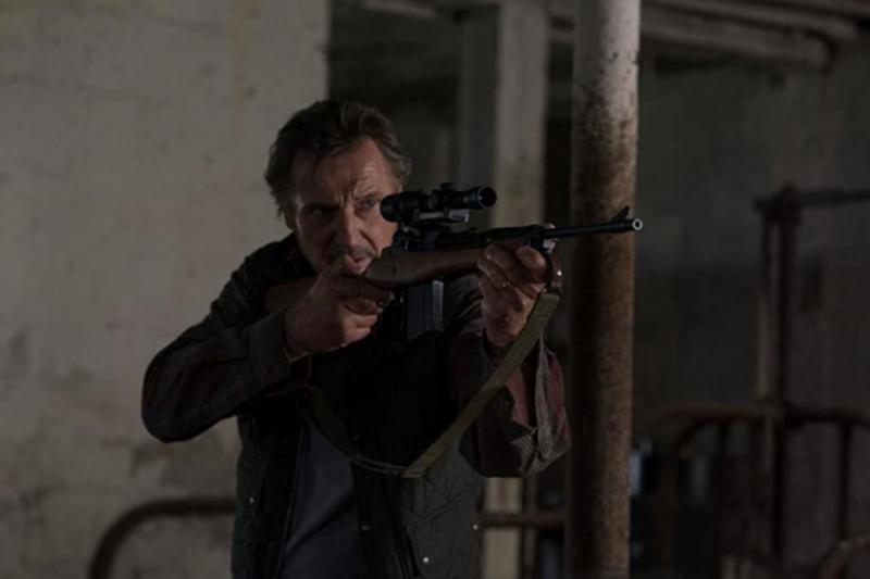 "Film Liam Neeson, ""The Marksman"" rajai box office, salip ""Wonder Woman 1984"""