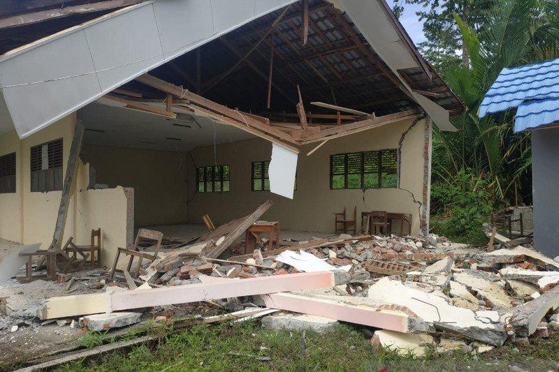 Disdikbud ungkap gempa Sulbar rusak 103 satuan pendidikan