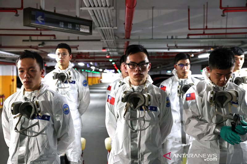 Vaksin COVID 'buatan Taiwan' diluncurkan Juli