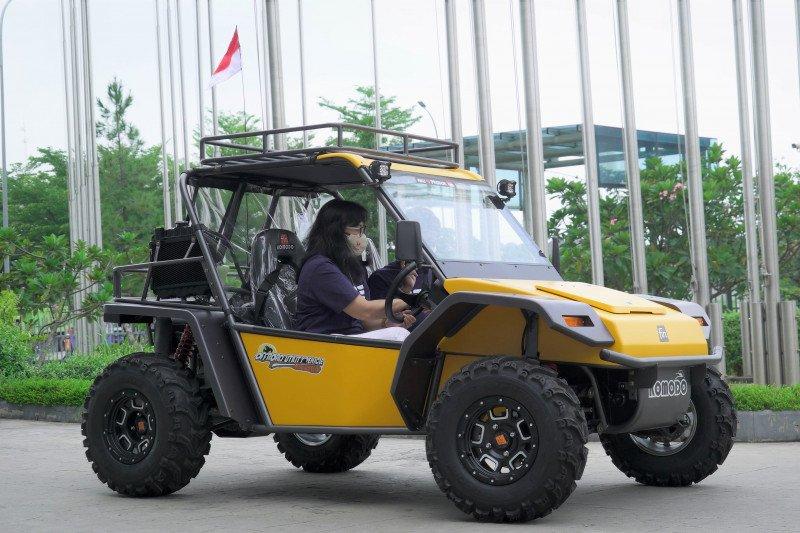 Desain inovatif kendaraan multiguna buatan Cimahi diapresiasi Kemenperin
