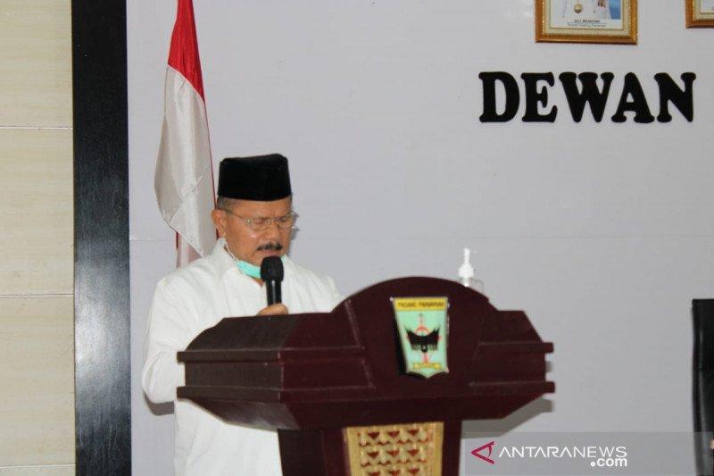 Bupati harapkan lanjutan pembangunan Padang Pariaman