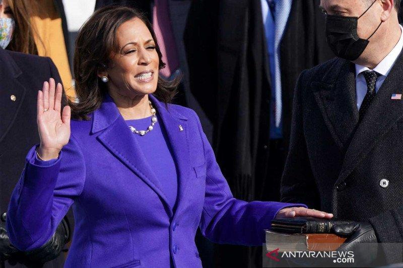 Catat sejarah, perempuan kulit hitam ini pertama jadi Wakil Presiden AS