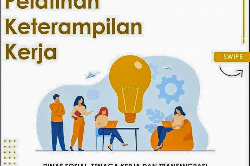 Yogyakarta buka pelatihan keterampilan sebagian digelar daring