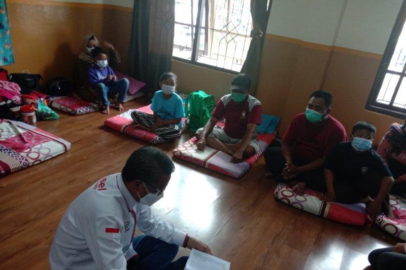 Pemprov Sulsel tanggung biaya pulang kampung korban gempa Sulbar asal Jawa