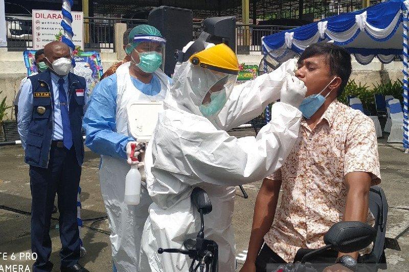 Wali Kota Jayapura resmikan laboratorium PCR RS Provita