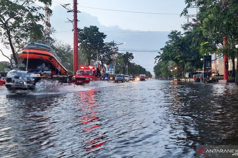 289 sekolah di Kota Banjarmasin rusak akibat banjir