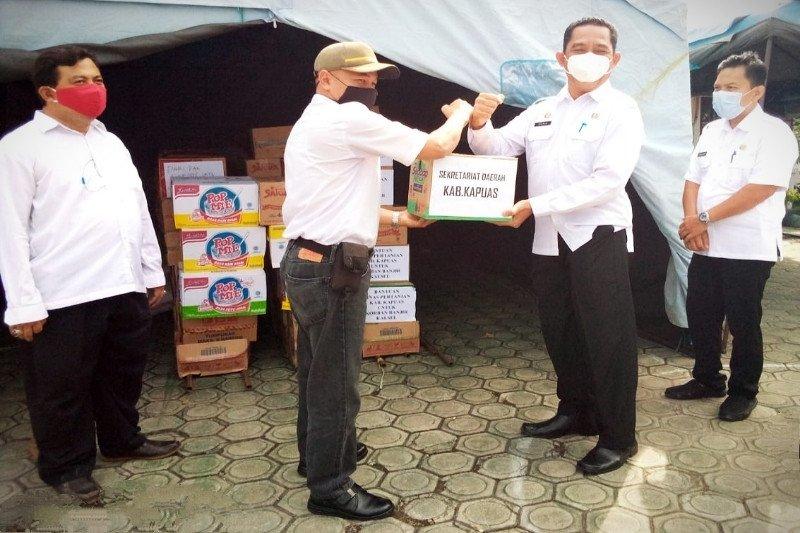 Seluruh SOPD Kapuas diminta galang bantuan korban banjir Kalsel