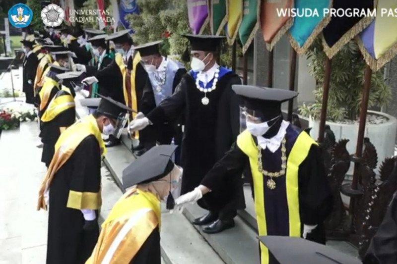 Rektor UGM meminta alumnus ambil bagian penanganan COVID-19
