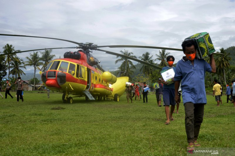 Warga desa terdampak gempa di Majene Sulbar harapkan bantuan