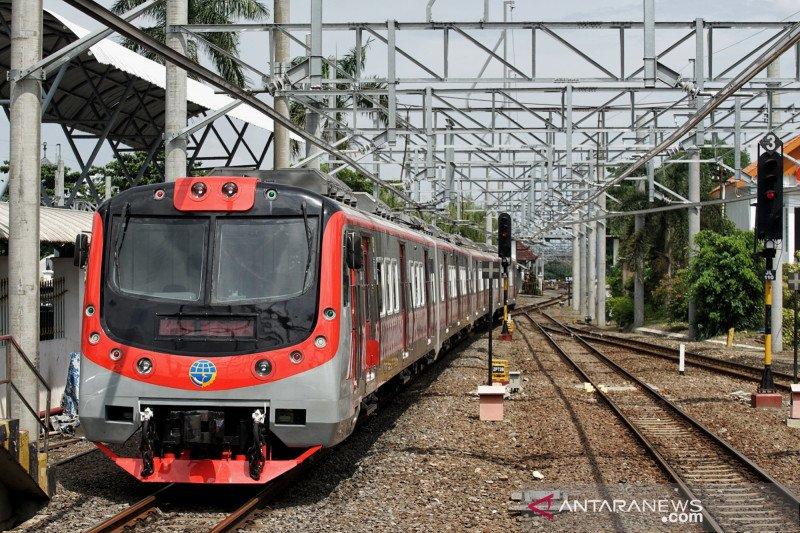 Presiden Jokowi harapkan KRL Yogya-Solo dongkrak ekonomi dan pariwisata