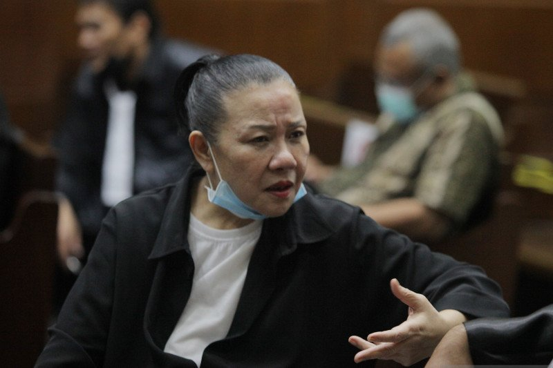 Kasus dokumen fiktif dan pencucian uang, Maria Lumowa dituntut 20 tahun penjara
