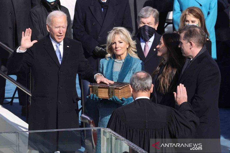 Pemerintah Indonesia ucapkan selamat kepada Presiden AS Joe Biden