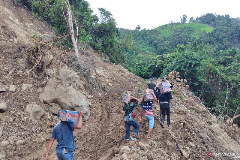 1.200 pelanggan PLN di Ulumanda Majene Sulbar terdampak gempa