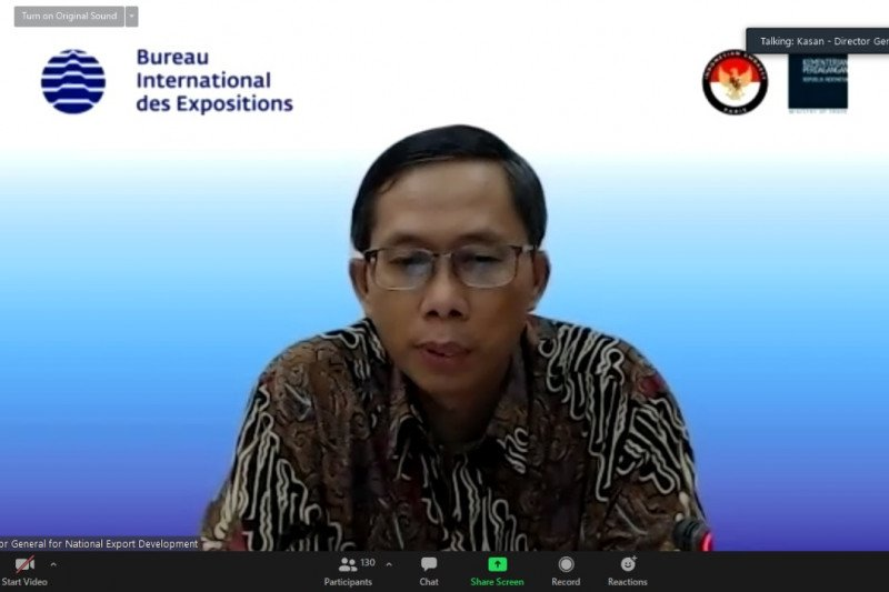 Produk kopi Indonesia raih potensi transaksi 10 ribu dolar AS di LA