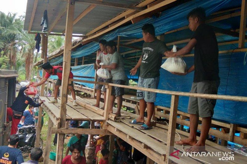 NasDem Sulteng telah serahkan puluhan ton logistik korban gempa Sulbar