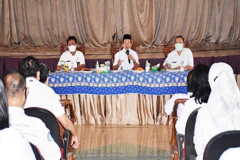 Pemkab Kapuas mantapkan penyusunan LKPD 2020