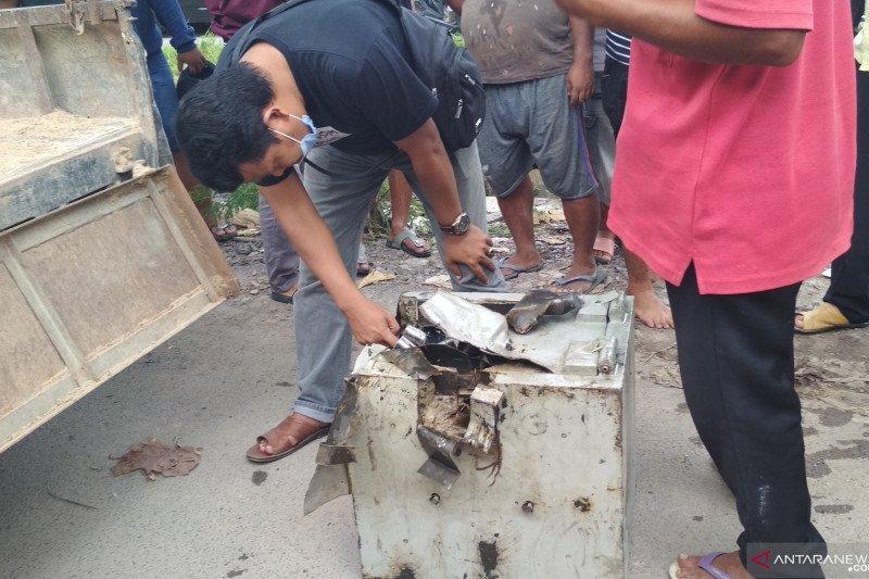 Brankas kantor Desa Belanting dibobol maling, uang Rp100 juta raib
