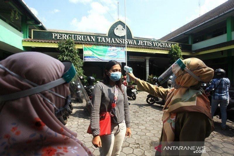 Kesiapan sekolah dan vaksinasi guru jadi acuan KBM tatap muka di Yogyakarta