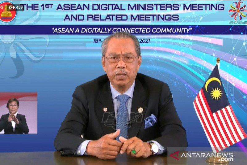 Ekonomi digital fokus Pertemuan Menteri Digital ASEAN