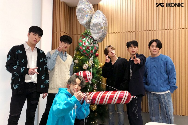 "iKON dibujuk ikut  ""Kingdom"""