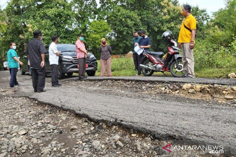 Pemkab Kulon Progo diminta membangun Jalan Poros PKT Desa Cerme-Gotakan