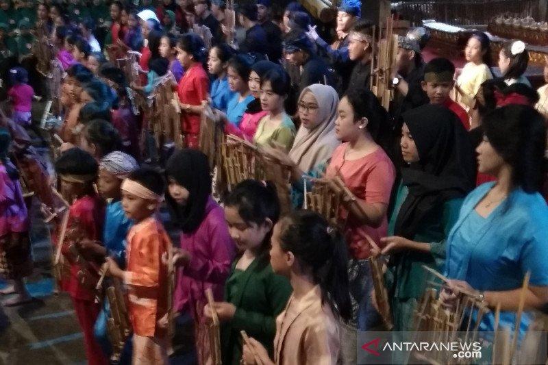 Saung Angklung Udjo Bandung terancam bangkrut akibat pandemi