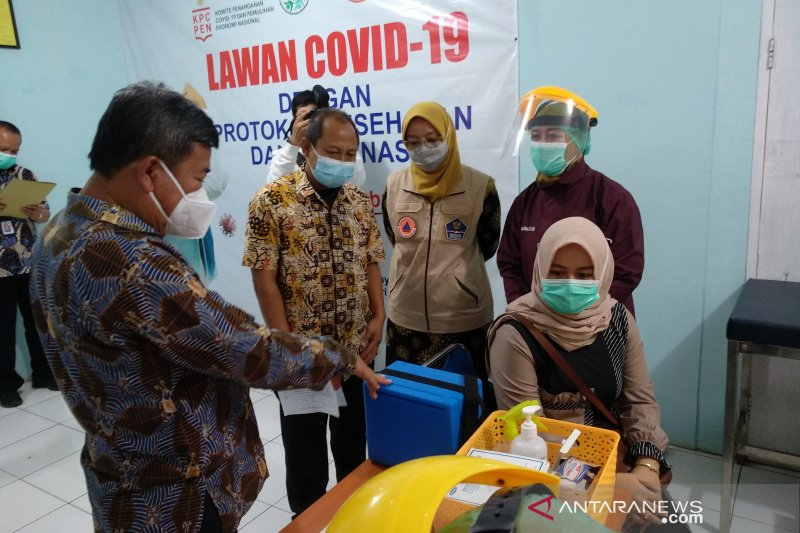 Pelaksanaan vaksinasi di Garut dijadwalkan Februari 2021
