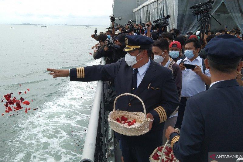 Sriwijaya Air evaluasi internal setelah kecelakaan pesawat SJ-182